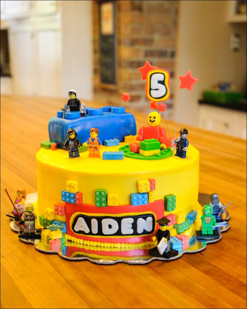 Admirable Lego Fondant Brick Cake And Cookie Tutorial Gray Barn Baking Funny Birthday Cards Online Sheoxdamsfinfo