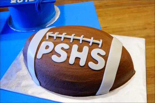 Sports Themed Graduation Cakes Gray Barn Baking