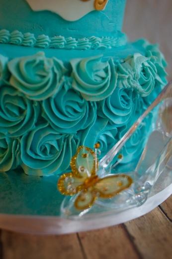 cinderella tiara cake_2