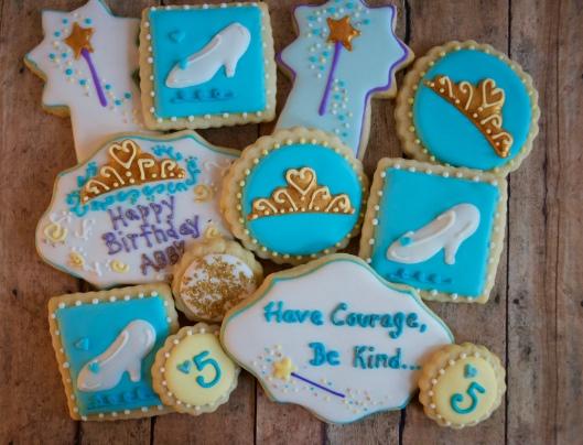 cinderella cookies_1