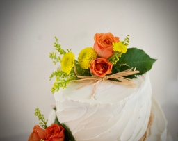 rustic fall wedding cake_3