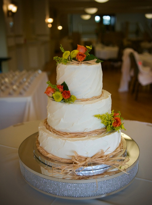 rustic fall wedding cake_10