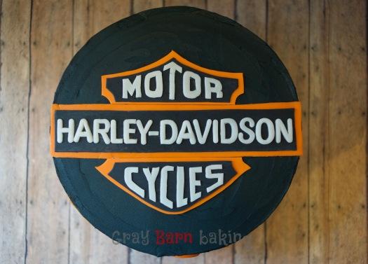 Harley cake_1