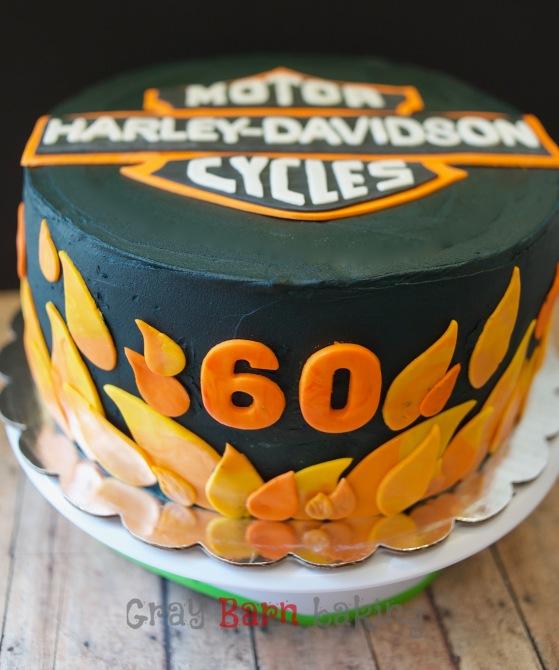 Harley cake_2