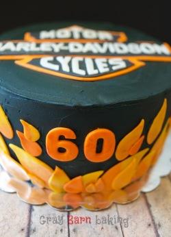 Harley cake_5