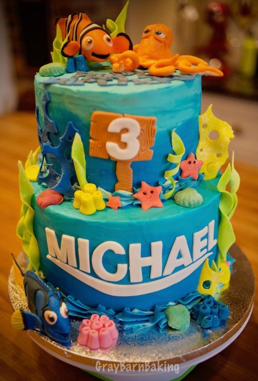 Nemo cake_6