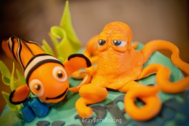 Nemo cake_7