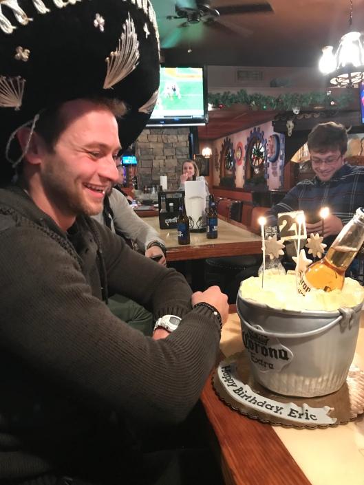 corona ice bucket cake_eric
