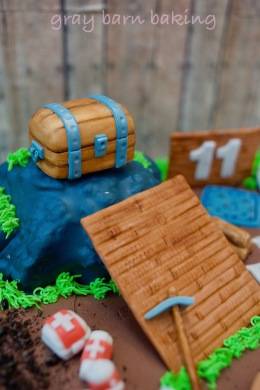 fortnite cake0012