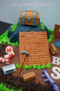 fortnite cake0014