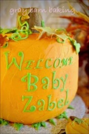 pumpkin baby reveal0000