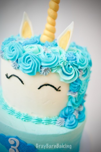 unicorn cake blue0001