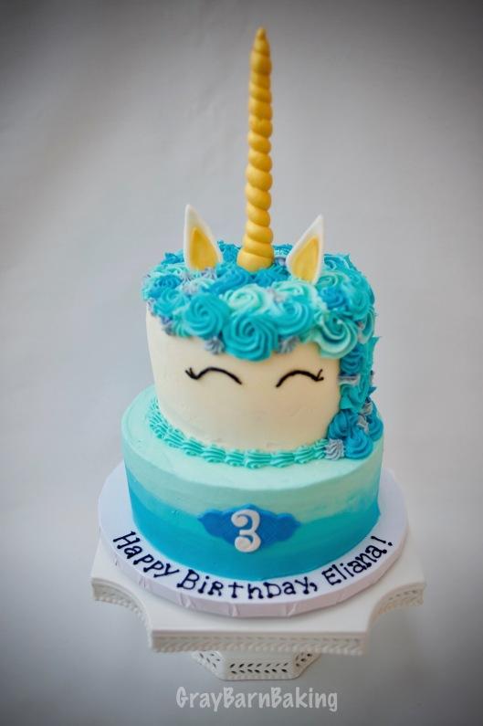 unicorn cake blue0005
