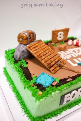 Fortnite cake_20003