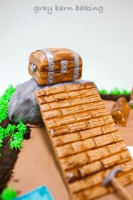 Fortnite cake_20005
