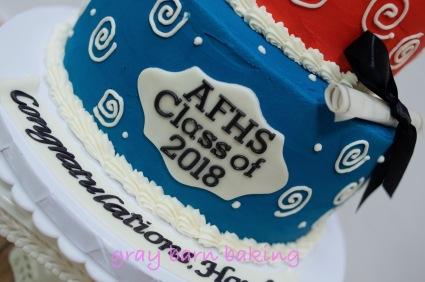 Grad Cake 20180004